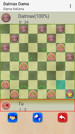 Checkers by Dalmax 8.2.0 Screenshots 1