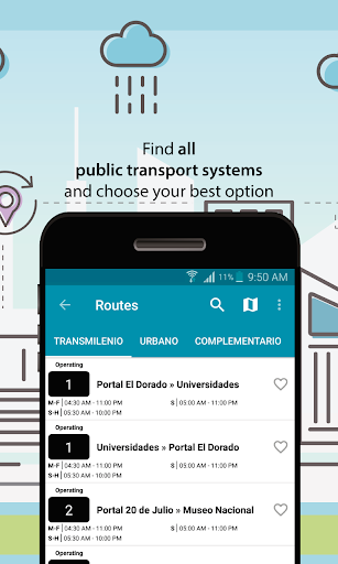 Transmilenio and Sitp 23.3.0-g Screenshots 6