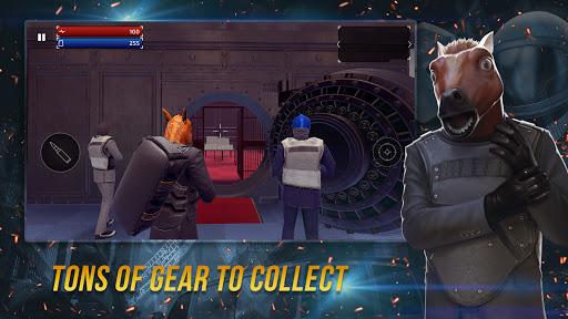 Armed Heist: TPS 3D Sniper shooting gun games  screenshots 8