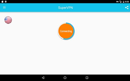 Super VPN - Best Free Proxy 8.3 APK screenshots 4