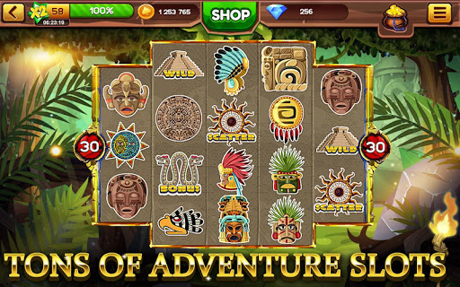 Adventure Slots - Free Offline Casino Journey 1.3.2 screenshots 16