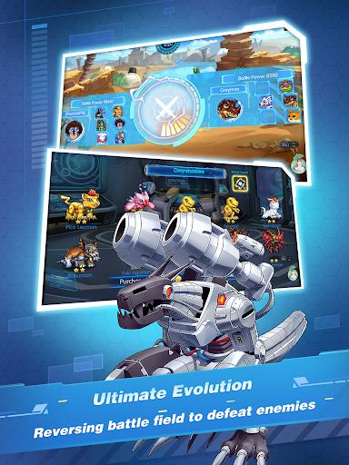 Digimonuff1aUltimate Evolution 1.0.12 screenshots 9