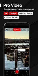 تحميل ProShot v6.3 برنامج كاميرا مهكر احترافي وكامل Android 2