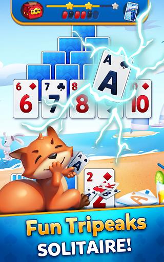 Solitaire Tripeaks Journey - 2022 Card Games  screenshots 12