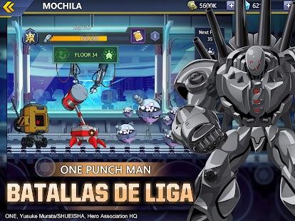 Schermata di One Punch Man: Road to Hero 2.0