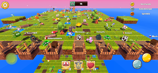 Animals Hate Gravity Hack Online (Android iOS) 4