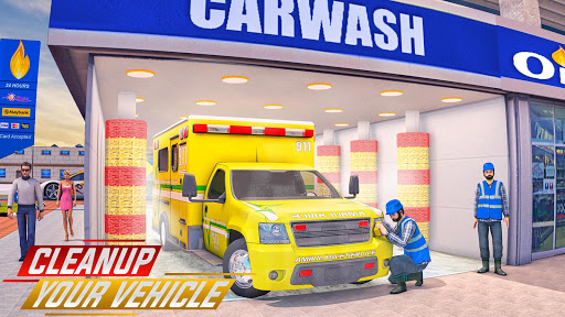 Smart Car wash Workshop: Service Garage 2021 1.5 screenshots 2