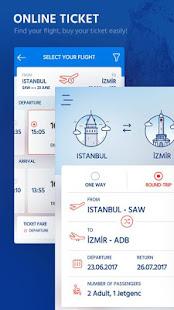 AnadoluJet Cheap Flight Ticket 2.2.1 Screenshots 1