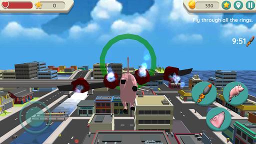crazy pig simulator screenshot 2
