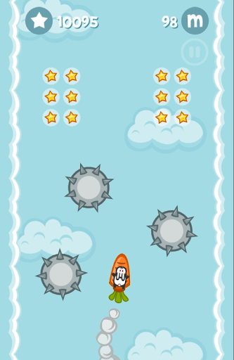 Bunny Goes Boom! Flying Game ud83dude80 apktram screenshots 15