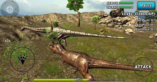 Dinosaur Simulator Jurassic Survival  screenshots 6