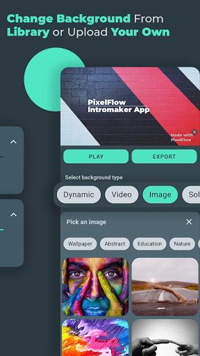 PixelFlow - Intro maker and Animation Creator  Screenshots 6