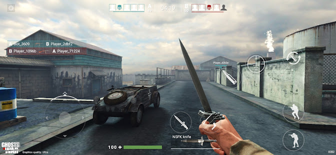 Ghosts of War: WW2 Call of Army D-Day Mod Apk