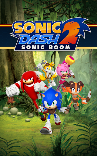 Sonic Dash 2: Sonic Boom  screenshots 7