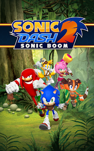 Sonic Dash 2: Sonic Boom Mod Apk (Unlimited Money) 7