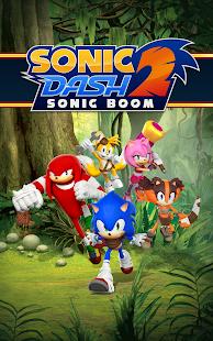 Sonic Dash 2: Sonic Boom screenshots 13