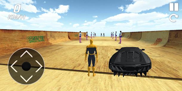 Superhero Car Stunts  Car Driving Simulator Apk 1