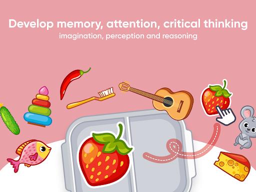 Brainy Kids: educational games for 2-3 year olds Apkfinish screenshots 12