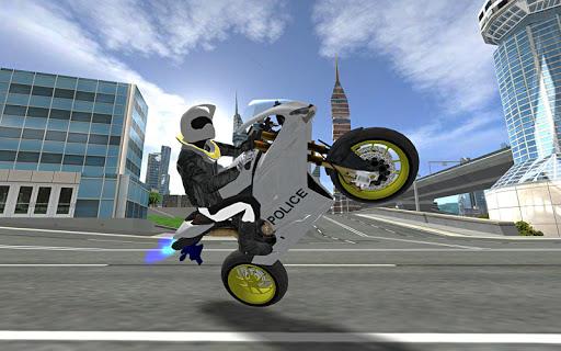 Police Motorbike Traffic Rider 1.8 screenshots 4