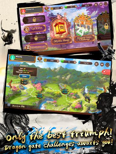 3P Mahjong Fury - hottest in Malaysia & Singapore  screenshots 5