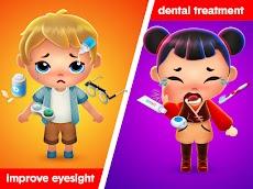 幸せな病院ゲーム - 医者 の子供 ゲームのおすすめ画像5