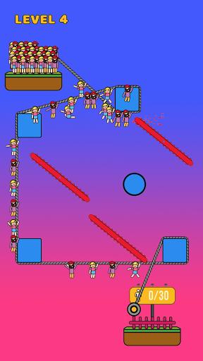 Rope Rescue! - Unique Puzzle  Screenshots 4