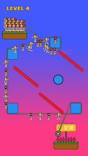 Rope Rescue! – Unique Puzzle Mod Apk 1.0.6 4