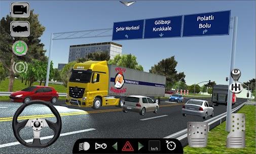 Cargo Simulator 2019 Türkiye Apk İndir Para Hileli ( GÜNCEL 2021 ) 1