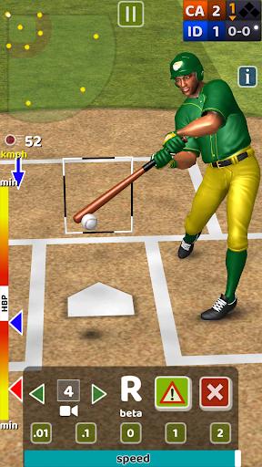 Baseball Game On - a baseball game for all 1.0.6 screenshots 3