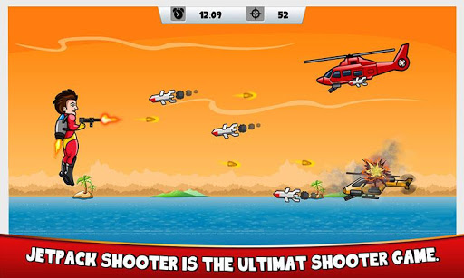 JetPack Shooter For PC Windows (7, 8, 10, 10X) & Mac Computer Image Number- 6