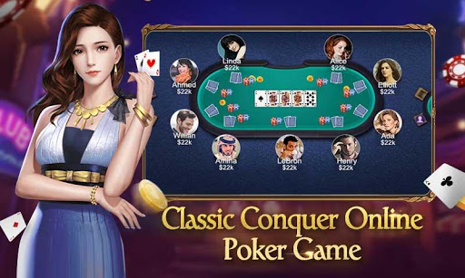 Conquer Silver Club - Free Texas Holdem 1.0.8.2 screenshots 1