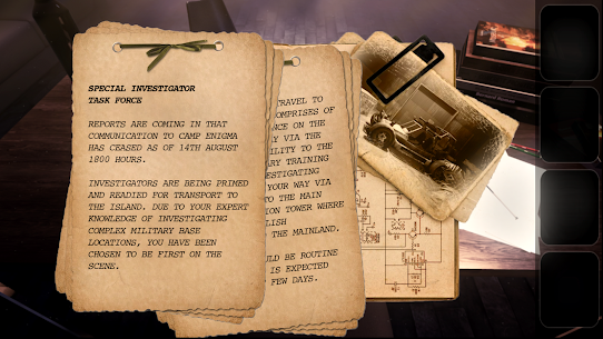 Mystery Of Camp Enigma 1.0.1 Apk + Data 1