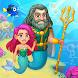 Aquarium Farm: 魚の街、人魚 ラブストーリー サメ - Androidアプリ