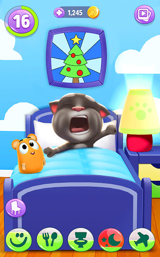 My Talking Tom 2 2.5.0.9 screenshots 12