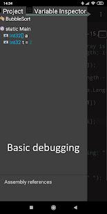 C# Shell (C# Offline Compiler)