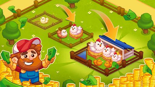 Mega Farm - Idle Clicker 0.14.0 screenshots 3