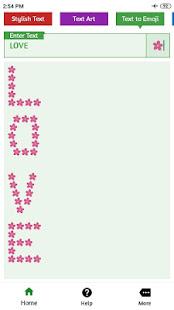 Fancy text generator : Stylish text & cool fonts
