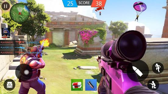 Cover Hunter - 3v3 Team Battle 1.6.0 Screenshots 11
