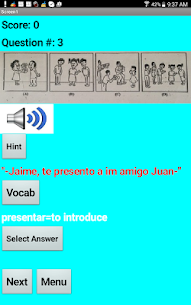 CSS Spanish Listener For Pc (Windows And Mac) Download Now 3