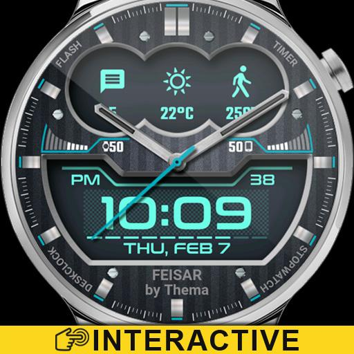 Feisar Watch Face Icon