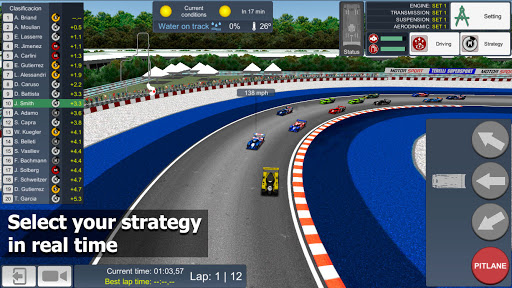 Race Master MANAGER  screenshots 18