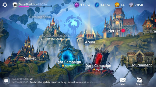 Age of Magic: Turn-Based Magic RPG & Strategy Game 1.26.3 screenshots 8