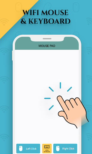 Foto do WiFi Mouse : Remote Mouse & Remote Keyboard