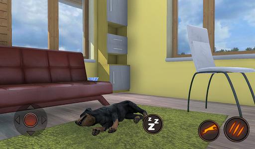 Rottweiler Dog Simulator  screenshots 15
