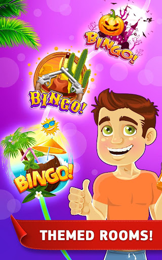 Tropical Beach Bingo World 8.2.0 screenshots 2