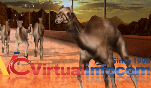 Camel race 3D For PC Windows (7, 8, 10, 10X) & Mac Computer Image Number- 5