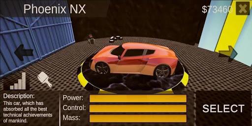 Rush: Extreme Racing Multiplayer Drift game  screenshots 3