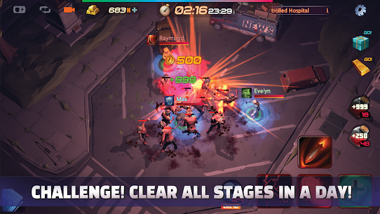 Defense Zombie World Mod Apk 6.0 (Unlimited Gold/Diamonds) 1