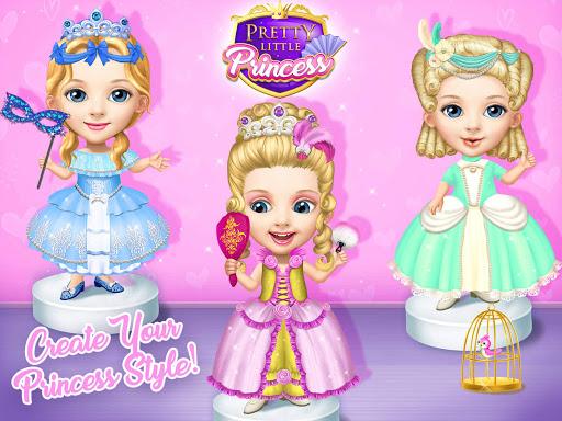 Pretty Little Princess - Dress Up, Hair & Makeup  screenshots 11
