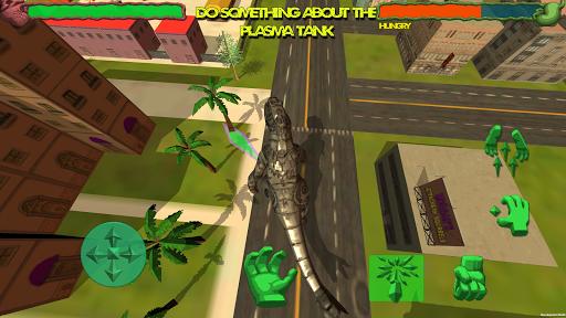 Monster Eats City  screenshots 4